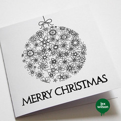 Cards I designed for 'Save the Children' charity. (Lex Wilson) Tags: christmas charity illustration pen ink cards drawing doodle marker freehand lexwilson