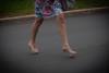 5746tw (Chico Ser Tao) Tags: street woman sexy walking women legs mulher feminism pernas rua mulheres voyer genre feminismo saltoalto voyerismo gênero