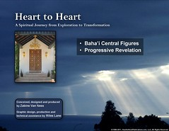 Heart to Heart - Baha'i Central Figures, and P...