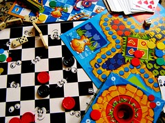 The Games Children Play! (Cathlon) Tags: christmas family holiday cards board memories games tradition reminiscence dominoes ludo draughts ansh odc2 scavenger7 ourdailychallenge memoryfromchildhood scavengechallenge scavchal19 scdec19