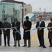 The Banks Ribbon Cutting on Freedom Way, Race Street and New Parking Facility December 2011