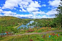Love Garden (Abdulaziz Al-furaydi) Tags: lake love canon garden landscape d sigma vietnam land 1020mm scape dalat 1020 hdr  550    550d  canon550        canon550d 550 550 550