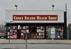 Coney Island (Surrealplaces) Tags: new york city newyorkcity urban newyork skyline brooklyn night coneyisland centralpark gotham brookylnbridge