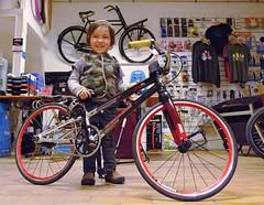 p1-custom-road-bike (@WorkCycles) Tags: road bike bicycle kid bmx child racing 18 redline p1 micromini flightseries workcyclescustomsonlittlethree3hollanddutchamsterdamworkcycles