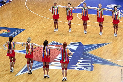 Superleague All-Star Game 2011 ©  Aleksandr Osipov