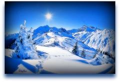 ~~ Winter Time in Colorado ~~ (stephgum32807) Tags: winter snow colorado skiing nikonf2 ektachrome contemporaryartsociety