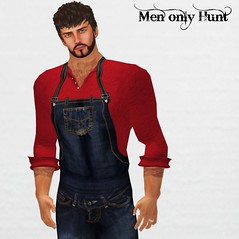 Men Only Hunt Before Sleep 2 (AustSteve Forster) Tags: secondlife beforesleep httppureeggsspamwordpresscom menonlyhunt