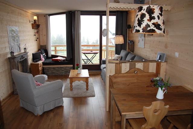 Appartement mes Deux Alpes, Isère