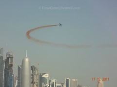 17  2011 (Feras.Qadora2421) Tags: december day force air national corniche 18 doha qatar   2011                  qeaf rehealsal rehealsals