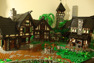 Guide to building a detailed medieval village 264