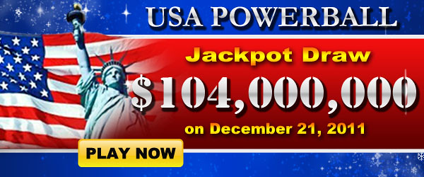 POWERBALL dec 21