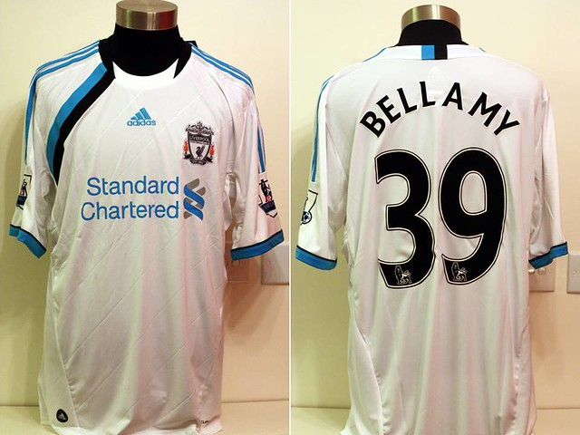 Liverpool.2011-2012.English Premiership.3rd.39.Craig Bellamy