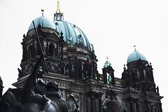 Berliner Dom (PanemEtCircensesDsgn) Tags: viaje berlin film germany deutschland nikon cathedral dom catedral roadtrip alemania pelicula analogue berliner f55 analogo