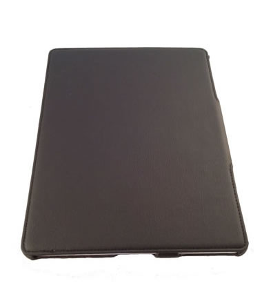 PU Leather UltraSlim Case for iPad 2 - Black