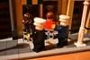Zombie attack at the pet shop (lego ops) Tags: apocalego