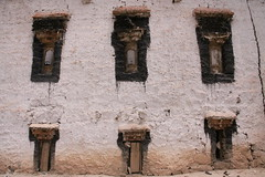 tak thok gompa (rongpuk) Tags: india mountains monastery himalaya tak ladakh gompa thok
