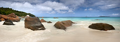 Seychelles.  Happy New Year! (Aleksandr Matveev) Tags: ocean sea summer sky panorama nature water skyline zeiss landscape rocks hyperfocal stones fine explore contax nd seychelles cz filters 3514 distagon focusing cokin rockpaper czcontaxdistagon3514 leeuniversalhood