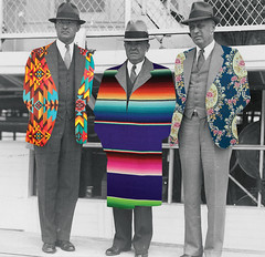 coats (Guy Catling) Tags: guy film collage design photo graphic patterns mexican navajo coats paisley mafia catling