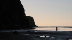 Tongaporutu River, Low Tide (blue polaris) Tags: new mouth river landscape island scenery tide low north zealand nz taranaki egmont tongaporutu