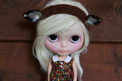 fawn (prettyinthekitchen) Tags: white alpaca deer custom rbl polkadotted