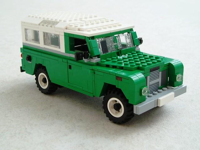 car lego british landrover