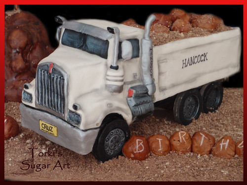 Kenworth Truck - Hancock Excavations