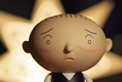 Don't be sad, Jimmy, you're a star! (Gurooo) Tags: chris toy sad jimmy figure ware corrigan