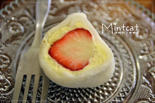 【試吃分享】草莓季又到了!季節限定勿錯過的美味糖茉坊草莓大福