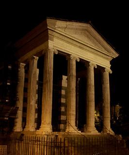 Tempio della Fortuna Virile/ Roma