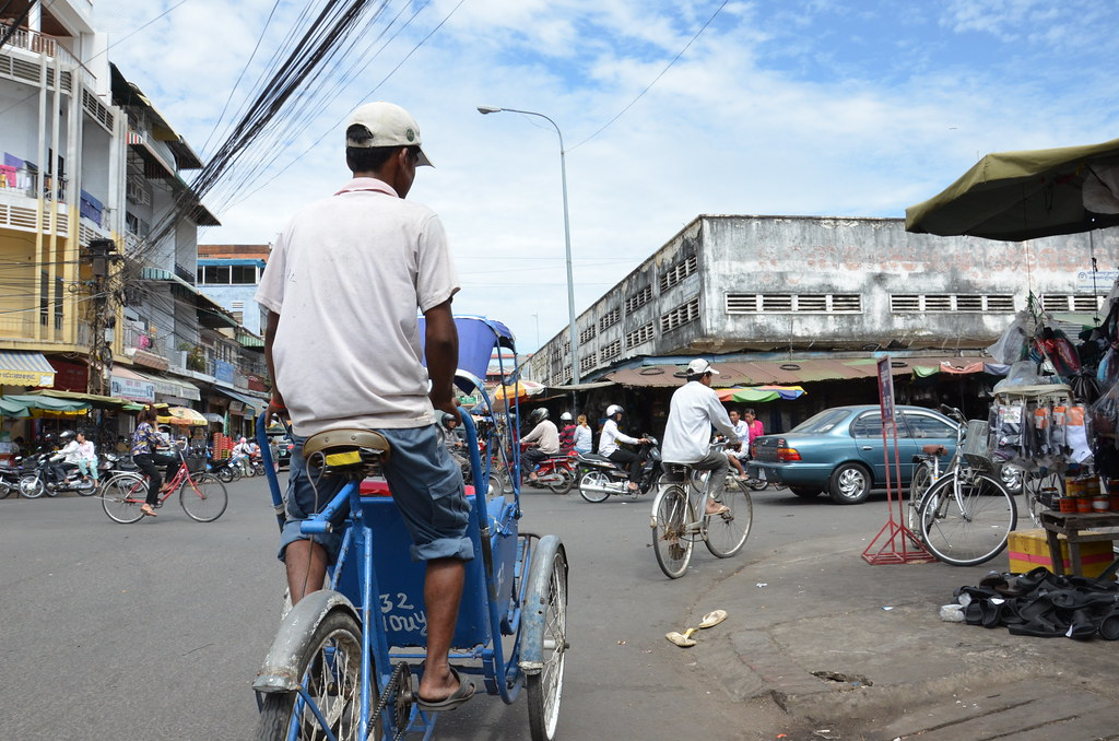 фото: Phnom Penh streets