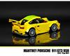 LEGO Porsche 911 GT3 RSR (Malte Dorowski) Tags: lego 911 porsche 2012 gt3 997 rsr manthey