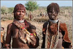 Ethiopia (Marco Di Leo) Tags: africa tribes omovalley ethiopia tribe hamer thiopien etiopi