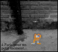 In Paris for a while... (Machicouly) Tags: paris moving away off dmnagement pasl