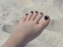 (Tellerite) Tags: feet toes barefeet beautifulfeet prettytoes sexytoes toenailpolish sweetfeet prettyfeet sexyfeet girlsfeet femalefeet teenfeet femaletoes candidfeet beautifultoes polishedtoenails younggirlsfeet youngfeet baretoes girlstoes blacktoenailpolish girlsbarefeet teentoes teenagefeet teenagetoes teengirlsfeet girlsbarefoot youngfemalefeet candidtoes youngfemaletoes