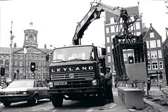 77-RB-19 Leyland Super Mastiff Six-wheeler 1979 (TedXopl2009) Tags: 77rb19 leyland supermastiff terro amsterdam dam koninklijk paleis royal palace
