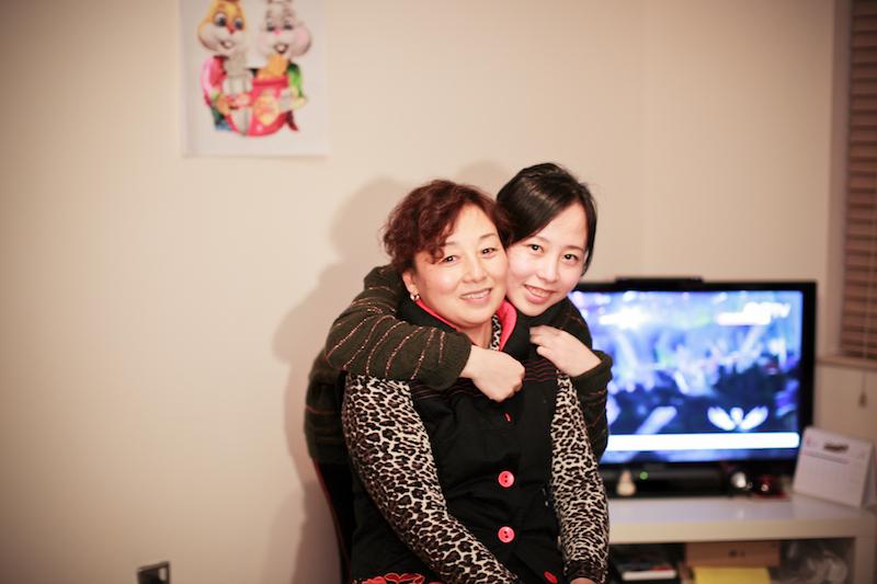 Chen Jie home dinner 054