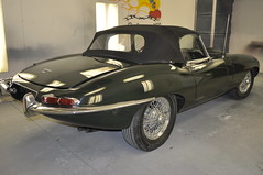 "1966 Jaguar XKE • <a style=""font-size:0.8em;"" href=""http://www.flickr.com/photos/85572005@N00/6704779023/"" target=""_blank"">View on Flickr</a>"