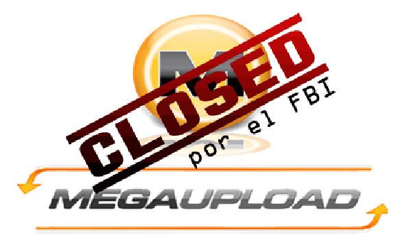 Megaupload, cerrado por el FBI por promover la piratería