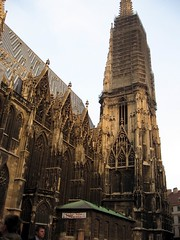St Stephen's Cathedral © Gavin Plumley/ROH 2006