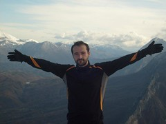 Me on top of Gamnit mountain Photo