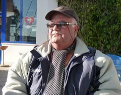 Giardini Naxos - Peppe,il vecchio lupo di mare (Luigi Strano) Tags: italy portraits europa europe italia sicily ritratti sicilia messina giardininaxos       peppegullotta