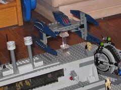 Custom Vulture droid (PLB Productions) Tags: starwars lego base clonewars generalgrievous mocs customclones