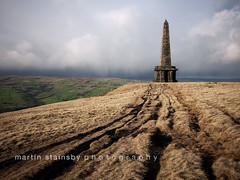 Stoodley Pike (1 of 3) (martin stainsby) Tags: lumix local westyorkshire pennines gf1 calderdale 14mmf25