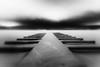 Contrast [Explored] (Aspiriini) Tags: winter bw snow landscape pier littoinen laituri explored littoistenjärvi jonilehto lakelittoinen aspiriini
