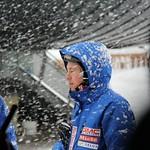 BC Ski Team members Ford Swette and Ben Maclean