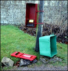 uk red england mailbox mail letters gloucestershire mailboxes postbox royalmail stroud postboxes bazzadarambler