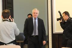 Posiedzenie rzdu (Kancelaria Premiera) Tags: rm gowin dziennikarze radaministrw