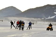 _AGV6837 (Alternatieve Elfstedentocht Weissensee) Tags: oostenrijk marathon 2012 weissensee schaatsen elfstedentocht alternatieve