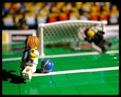 In the Spotlight (Cam M.) Tags: boss football cool shot lego top soccer awesome contest scene futbol epic gooooooaaaaaal goalasso