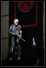 Roger Waters (John_Oliver) Tags: music rock concert guitar song band pinkfloyd teacher perth rockroll sound thewall rogerwaters westernaustraliamusicianbass